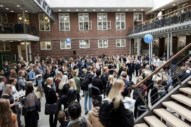 University Collge of Nothern Denmark UCN