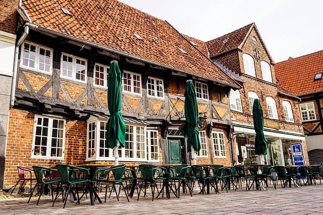 Работа в Дания