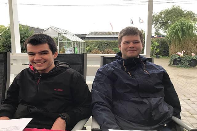 students in denmark